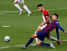 Athletic Bilbao v Barcelona will be held on Epiphany. EFE
