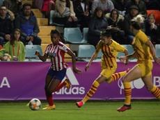 El Atlético quiere competir. EFE