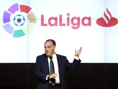 La Liga has joined Twitch ahead of the 'Clasico'. EFE