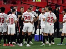 Sevilla encara o Leganés sem Franco Vázquez e Lopetegui. EFE