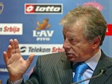 Ilija Petkovic passed away. EFE