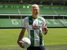 Robben's first words on his return to football. EFE
