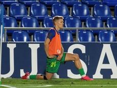 Odegaard pode não voltar nessa temporada. EFE/Rodrigo Jiménez