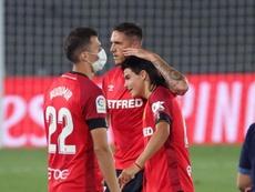 México sueña con Luka Romero, mientras el Mallorca se fija en una perla azteca. EFE
