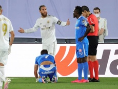 Il Real Madrid supera il Getafe. AFP