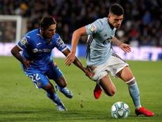 Olaza podría terminar en el Real Valladolid. EFE