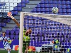 Roberto volverá a encontrarse con el Alavés, pero como rival. EFE/Archivo