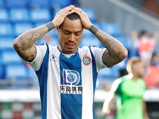 Raul de Tomas could have moved to city rivals Barcelona. EFE