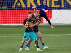 Messi, Setién... Josep Bartomeu évoque les sujets chauds au Barça. EFE