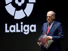 LaLiga quiere blindar el 'play off'. EFE