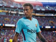 Neymar ou Lautaro ? Le choix mercato de Rivaldo. EFE