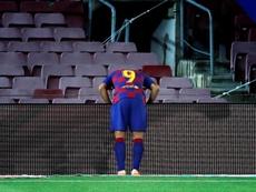 Rivaldo volvió a criticar al Barcelona. EFE/Alberto Estévez