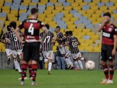 Fluminense e Flamengo decidirão o título carioca de 2020. EFE/Antonio Lacerda