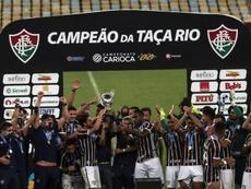 Fluminense, campeón. EFE