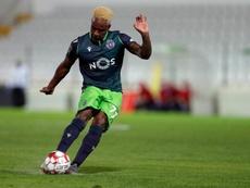 Jovane Cabral, jogador do mês no Campeonato Português. EFE