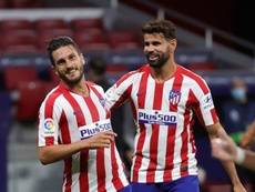 Patrick de Paula is on Atletico's agenda. EFE