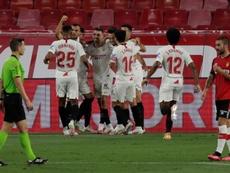 El Sevilla-Roma, una final anticipada. EFE