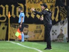 Forlán fue despedido por Peñarol en agosto. EFE