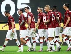 El Milan está cada vez más cerca de Europa. EFE