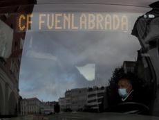 Quatre cas positifs de plus à Fuenlabrada. AFP