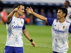 El Zaragoza es el mejor clasificado del 'play off'. EFE