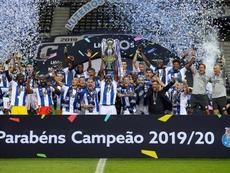El Oporto ganó por 6-1. EFE