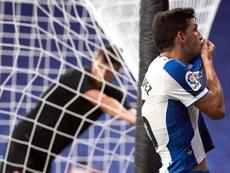 El Espanyol podría desprenderse de estos tres jugadores. EFE