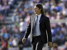 López Caro y Almeyda, candidatos al banquillo de Palmeiras. EFE