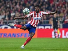 Partey já conheceu a rigidez da torcida do Arsenal. EFE/Rodrigo Jiménez