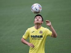 Take Kubo aurait demandé à quitter Villarreal. EFE