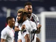 Neymar jugará ante una marca que le reporta grandes beneficios. EFE