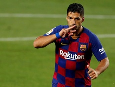 Suárez may not be moving to Juve. EFE