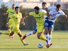 El Villarreal cierra a Estupiñán. EFE