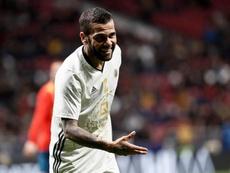 ¡Dani Alves quiere regresar a Europa! EFE