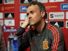 Spain will face Ukraine this Sunday. EFE