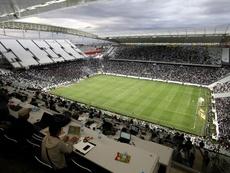 Duilio Monteiro Alves foi eleito o novo presidente do Corinthians. EFE/Sebastiao Moreira/Arquivo