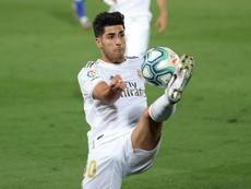 El Real Madrid no acudirá al mercado para paliar al falta de gol. EFE
