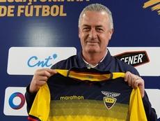 Gustavo Alfaro se ha convertido en el nuevo seleccionador de Ecuador. EFE