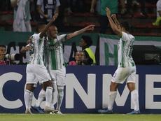Atlético Nacional logró el triunfo frente a Envigado. EFE