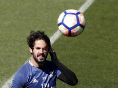 Isco Alarcon has been linked with other team. EFE