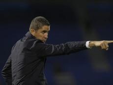 Garrido no quiere que su pasado 'groguet' le persiga en Castalia. EFE/Archivo