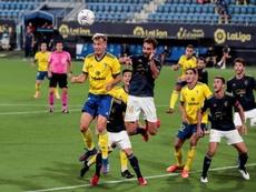 El Tenerife perfila la llegada de Sergio González. EFE