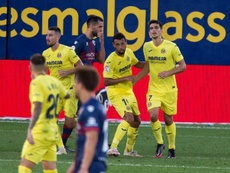 Gerard lamentó el empate y aseguró que lucharon hasta el final. EFE/Domenech Castelló