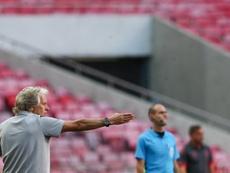 Benfica estreia com goleada e Jorge Jesus. EFE