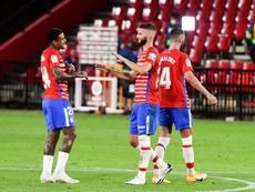 Diego Martínez recupera a tres jugadores. EFE/Archivo