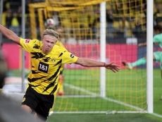 Dortmund smashed Borussia Monchengladbach. EFE
