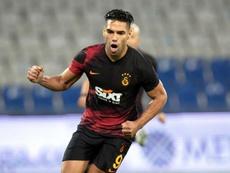 Galatasaray conquista sua segunda vitória. EFE/EPA/TOLGA BOZOGLU
