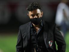 Gallardo lleva dos años consecutivos llegando a la final de la Libertadores. EFE