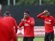 El PSV rozó el liderato, pero Danilo les arrebató el sueño. EFE