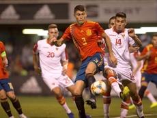 Jorge Cuenca explicó su salida del Barcelona. EFE